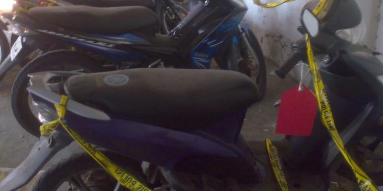 Duhh, Polisi Tembak Pencuri Motor yang Beraksi di 40 Titik di Kota Bandung