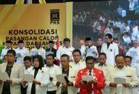 PKS Kumpulkan Calon Kepala Daerah untuk Ikrar