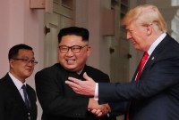 Trump Berharap Segera Bertemu Dengan Kim Jong-Un