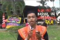 Viral, Baru Lulus Mahasiswa Ini Tagih Janji 10 Juta Lapangan Kerja Jokowi