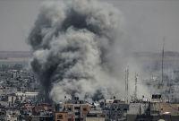 Korban Serangan Israel Capai 197, 55 Diantaranya Anak-anak