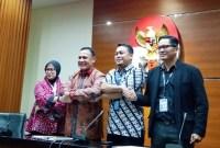 Ketua KPK Resmi Tunjuk Dua Orang Plt Jubir KPK