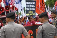 Rugikan Buruh, Serikat Pekerja Minta DPR Tolak RUU Cipta Lapangan Kerja