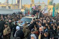 Jenazah Qassem Soleimani Diterbangkan Pulang ke Iran