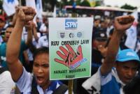Ketua KSPN Sebut Ada Oknum yang Tunggangi Aksi Buruh Tolak Omnimbus Law