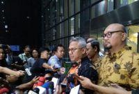 Ketua KPU Benarkan Komisioner Wahyu Setiawan Diperiksa KPK
