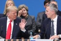 Trump-NATO Bahas Situasi Timur Tengah