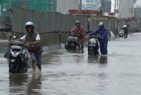 Banjir Jakarta, Semua Kecamatan di Jakut Terdampak