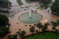 BNPB: Penyedotan Air Tanah Berlebihan Picu Banjir Jakarta