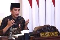 Jokowi Apresiasi MUI dan Ormas Islam Dukung Pencegahan COVID-19