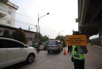 Jasa Marga Catat 465 Ribu Kendaraan Tinggalkan Jakarta pada H-1 Lebaran