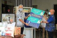 Tiru Jateng, Pengaturan Jarak Pedagang Pasar Tradisional Akan Diterapkan Nasional