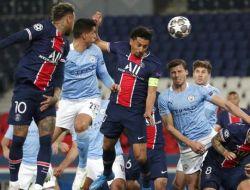 Semifinal Liga Champions : Manchester City Permalukan PSG