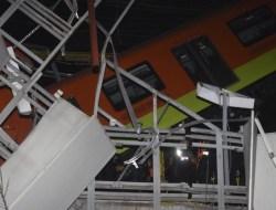 2 LRT Malaysia Bertabrakan, 213 Orang Terluka