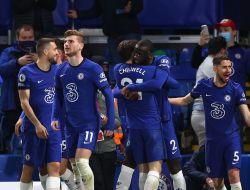 Chelsea Jaga Peluang Zona Liga Champions
