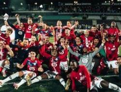 Lille Hentikan Dominasi PSG di Ligue 1