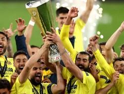 Mendebarkan, Villareal Sukses Raih Tropi Liga Eropa 2021