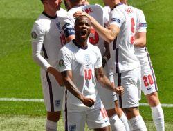 Euro 2020: Inggris Ungguli Kroasia 1-0