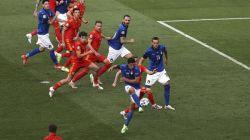 Euro 2020: Italia Sempurna, Wales Melaju 16 Besar