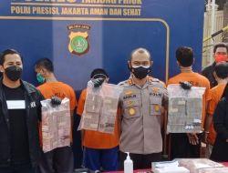 Polisi Sita Aset 14 Milyar dari Sindikat Narkoba Lintas Negara