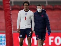 Cedera, Trent Alexander-Arnold Dipastikan Absen di Piala Eropa 2020