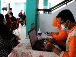 Pemkot Sukabumi Kejar Target untuk Vaksinasi Covid-19 Warga Usia 18 Tahun Keatas
