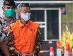 KPK Eksekusi Wahyu Setiawan, Jatuhi Hukuman 7 tahun Penjara
