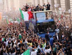 Mancini Bongkar Resep Juara Italia