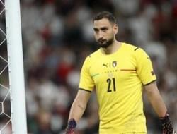 Pahlawan Italia, Guanluigi Donnarumma Sabet Pemain Terbaik EURO 2020