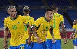 Hasil Olimpiade 2020: Richarlison Gemilang, Brasil Kalahkan Jerman 4-2