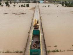Ribuan Rumah Rusak dan 5 Ribu Warga Dievakuasi Akibat Banjir di Korea Utara