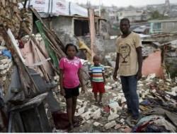 Gempa Haiti, Korban Tewas Capai 2.200 dan Bantuan Masih Tersendat