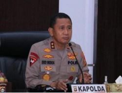 Terkait Dalam Kasus Akidi Tio, Kapolri Copot Kapolda Sumsel
