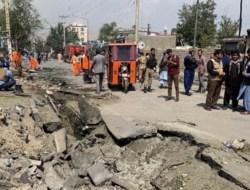 Kabul Kembali Diguncang Ledakan Baru