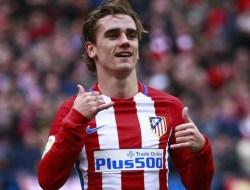 Greizmann Dipulangkan Barcelona ke Atletico