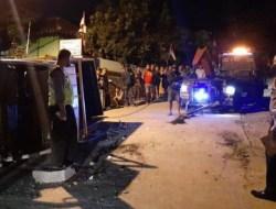 5 Orang Tewas dalam Kecelakaan Truk di Sleman