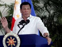 Pada 2022, Presiden Duterte Ingin Maju Jadi Wapres Filipina