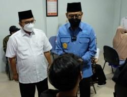 Wakil Wali Kota Depok: Lembaga Pendidikan Berkontribusi dalam Percepatan Vaksinasi
