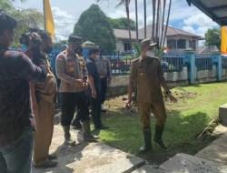 Pelaksanaan PTMT di Beberapa Sekolah di Pantau Bupati Malinau