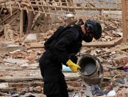 Ledakan Bom Ikan di Pasuruan, Tim Gegana Mulai Sisir TKP