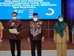 Wakil Wali Kota Ajak Masyarakat Depok Berhenti Merokok