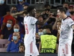Liga Champions: Bayern Munchen Tekuk Barcelona 3-0