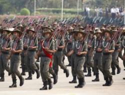 Dalam Sepekan 12 Warga Sipil Tewas Terbunuh oleh Junta Militer Myanmar