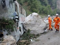 Provinsi Sichuan China Diguncang Gempa 6 Magnitudo