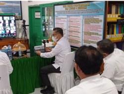 Walikota Kendari Launching e-Library