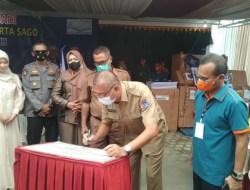 Perayaan hari jadi PAM Tirta Sago, Wali Kota Payakumbuh Minta Jajaran Direksi Selesaikan Keluhan Masyarakat