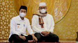 Pemkab Pasbar Peringati Maulid Nabi Muhammad SAW 1443, Bupati Hamsuardi Ajak Umat Teladani Rasullullah SAW