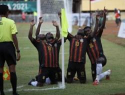 PON Papua 2021 : Papua Juara Sepak Bola