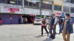 Tinjau Pemasangan Beton Jalan Tipar Gede, Walikota Sukabumi Berharap Bisa Berikan Kenyamanan Masyarakat