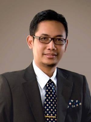Foto Direktur Keuangan Semen Gresik yang disalahgunakan oleh website penipuan